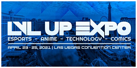 LVL UP EXPO 2021 tickets