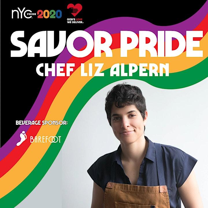 2020 NYC Pride Savor Pride image
