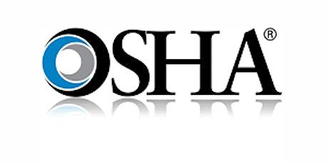 Remote Worker Training Series - OSHA 10 General Industry tickets