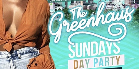 ROOFTOP BRUNCH/GREENHAUS DAY PARTY THE #1 SUNDAY SPOT IN ATLANTA! tickets