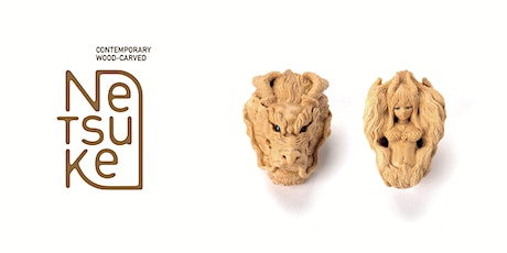Contemporary Wood-Carved Netsuke tickets