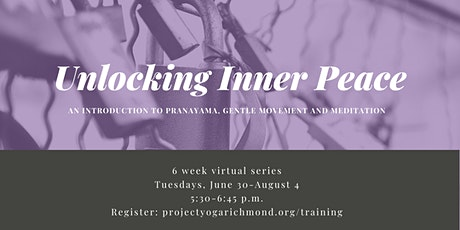 Unlocking Inner Peace: A Virtual Introduction to Pranayama and Meditation tickets