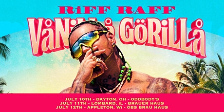 Riff Raff At The Afterlife Music Hall tickets
