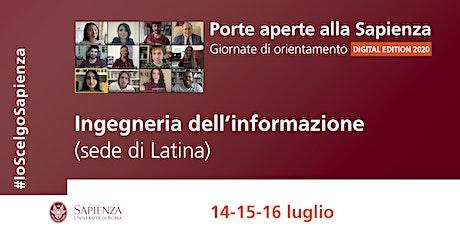 Ingegneria dell'informazione - Latina biglietti