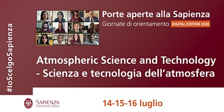 Atmospheric Science and Technology biglietti