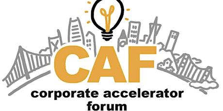 Corporate Accelerator Forum Water Cooler tickets
