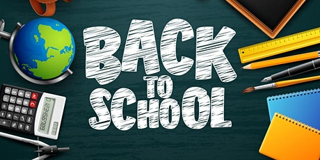 OPERATION: Back2School Drive-Thru tickets