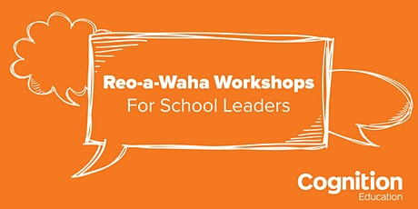 Leading Reo-a-Waha Oral Language tickets