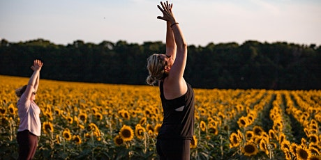 Sunflower Yoga 2020 - Virtual tickets