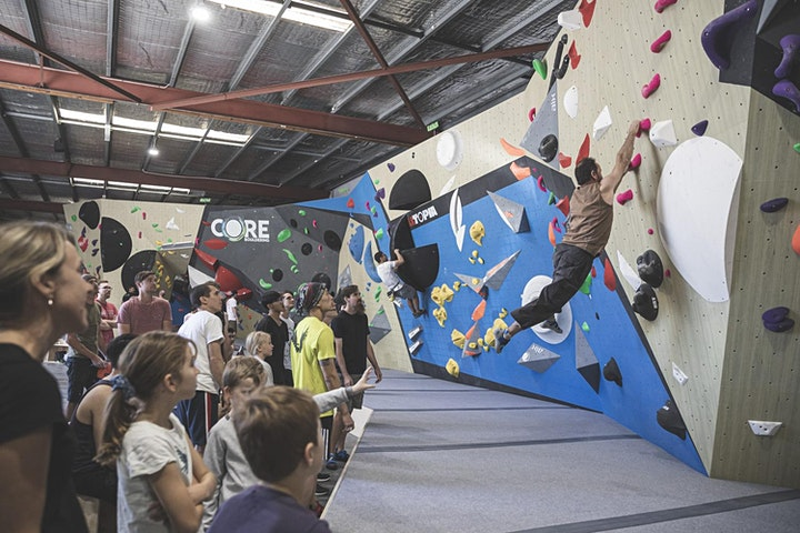 Bouldermania - Climbing Competition image
