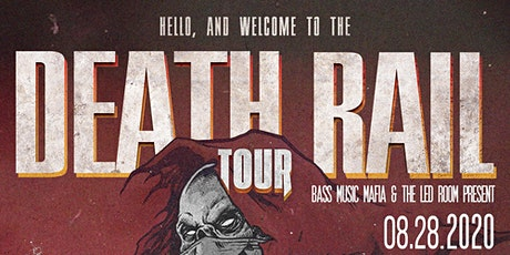 HI I'M GHOST (DEATH RAIL TOUR) tickets