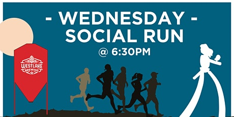 Wednesday Social Run @ Westlake Brewing Co., Deep Ellum tickets
