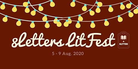 8Letters LitFest tickets