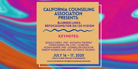 California Counseling Association Professional Development Conference tickets