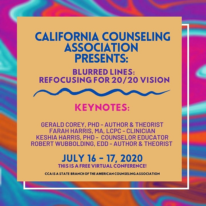 California Counseling Association Professional Development Conference image