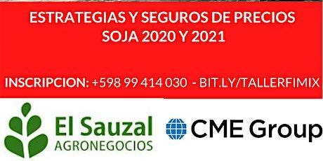 Taller Mercado de Granos bilhetes