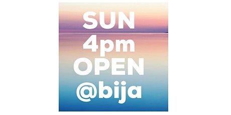 SUNDAY 4pm OPEN YOGA CLASS tickets