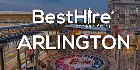 Arlington Virtual Job Fair November 10 2020 tickets