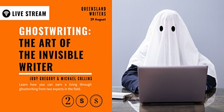 LIVE STREAM: Ghostwriting: The Art of the Invisible Writer tickets