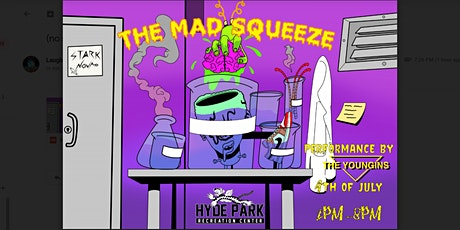 Mad Squeeze Market tickets