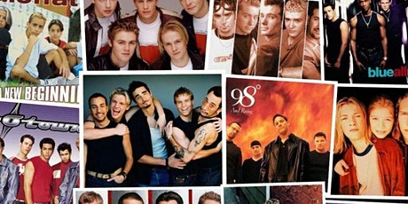 N*SYNC, BACKSTREET BOYS & NKOTB - A VERY CHEESY DJ TRIBUTE TO THE BOY BANDS tickets