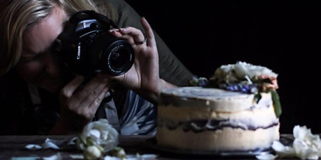 Food Styling & Photography for Industry Professionals with Megann Evans tickets