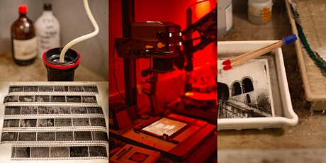 Introduction to the Darkroom and Printing tickets