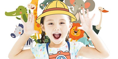 July School Holiday Program for Kindy - Year 6 (In centre; Half Day) tickets