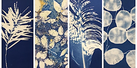Cyanotype Workshop with Sharon Anderson tickets