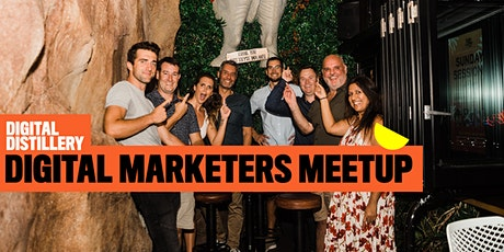 Digital Marketer's Meet Up - Auckland tickets