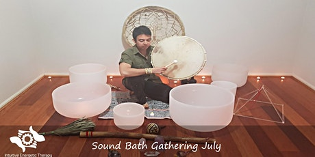 Sound Bath Gathering for July tickets