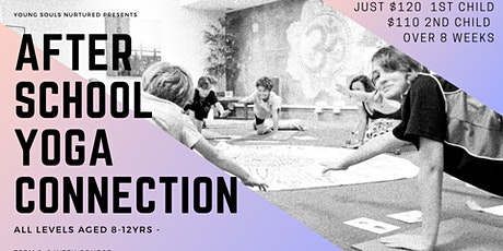 After School Yoga Connection (8-12) Eumundi tickets