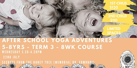After School Yoga Adventures (5-8yrs) Eumundi tickets