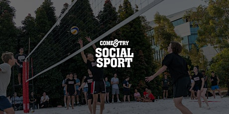 Come and Try Social Sport tickets