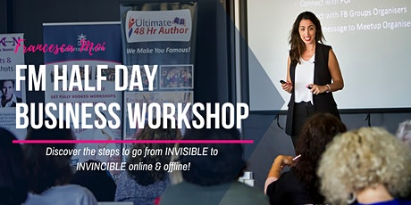 [FREE] Online Workshop: BOOMing Your Business Through Social Media! tickets