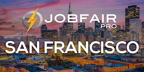 San Francisco Virtual Job Fair December 10, 2020 tickets