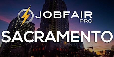 Sacramento Virtual Job Fair November 17 2020 tickets