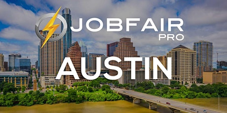 Austin Virtual Job Fair December 3rd, 2020 tickets
