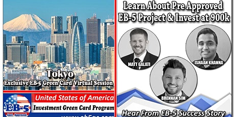 Sao Paulo EB-5 American Green Card Virtual Market Series tickets