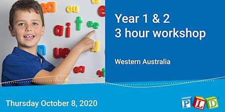 PLD Implementation in1 & 2: Half day workshop tickets