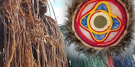 Djung Moorn -Indigenous Weaving Workshop with Lea Taylor tickets