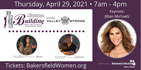 BWBC 2021 - Building the Best You presented by Valley Strong Credit Union tickets