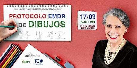 Protocolo EMDR de dibujos (en español) entradas