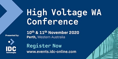 High Voltage WA Conference - Perth, Australia tickets