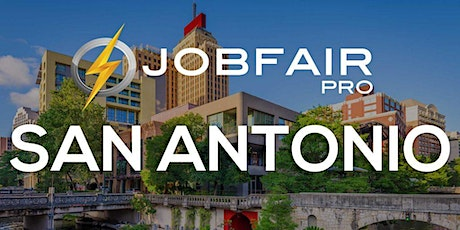 San Antonio Virtual Job Fair November 24 2020 tickets