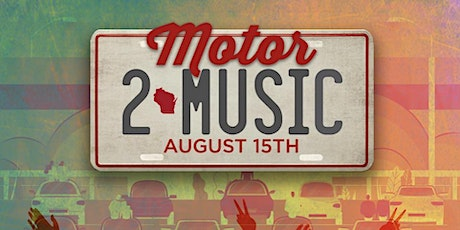 MOTOR 2 MUSIC with Vic Symphony on the Rocks and Spicy Tie tickets