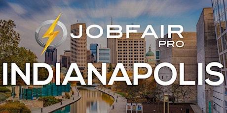 Indianapolis Virtual Job Fair November 12  2020 tickets