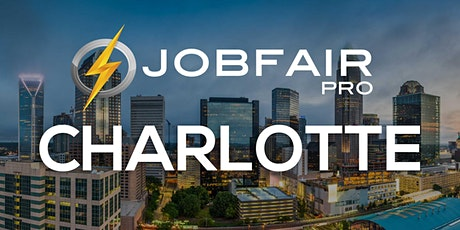 Charlotte Virtual Job Fair December 2, 2020 tickets