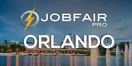Orlando Virtual Job Fair October 29  2020 tickets