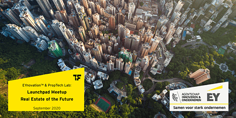 EYnovation™  and Proptech Lab Launchpad Meetup | Real Estate of the future tickets